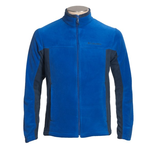 photo: Columbia Ramshackle Fleece fleece jacket