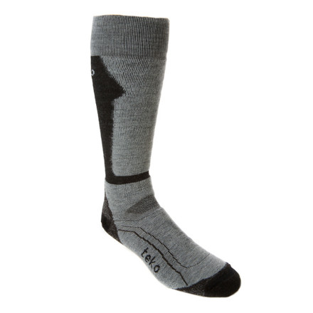 photo: Teko MERINO Medium Ski Sock snowsport sock