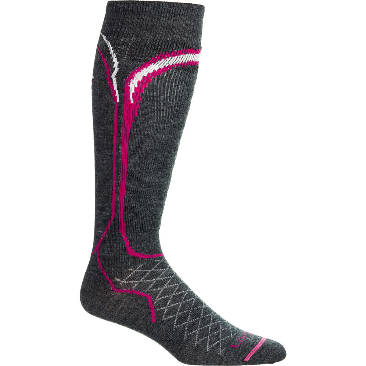 photo: Lorpen Women's Merino Ski Light Sock snowsport sock