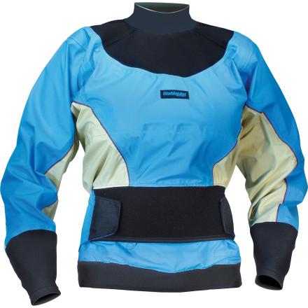 photo: Stohlquist Women's FreeRYDE Jacket long sleeve paddle jacket