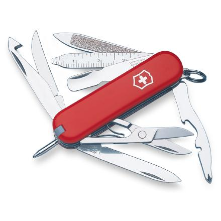photo: Victorinox Swiss Army MiniChamp multi-tool