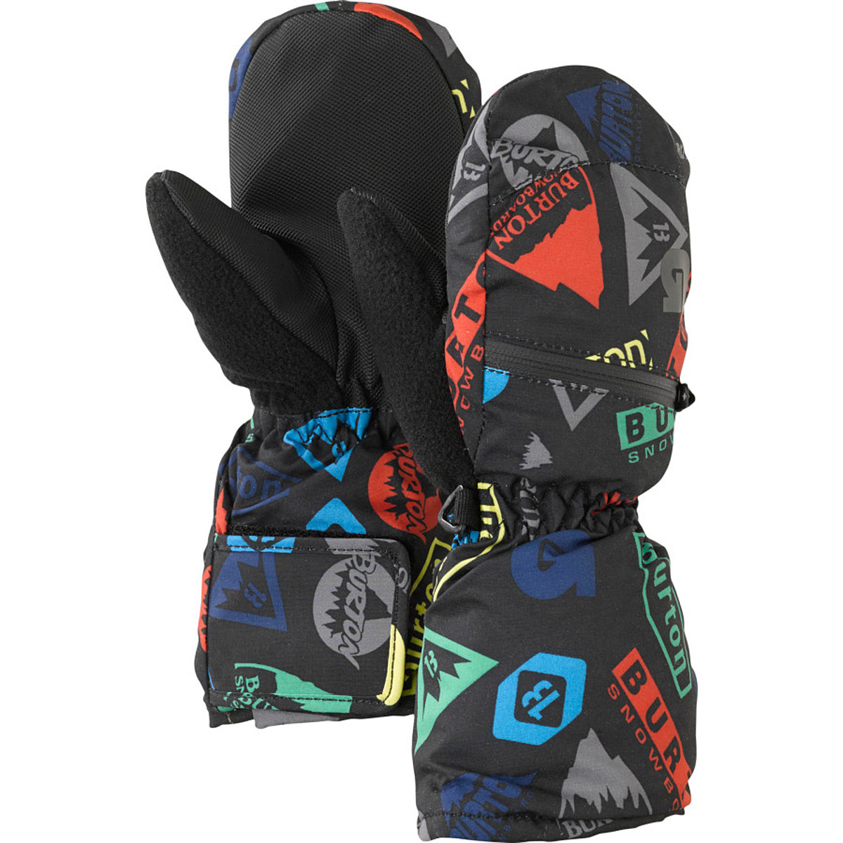 photo: Burton Heaterpack Mitt glove/mitten