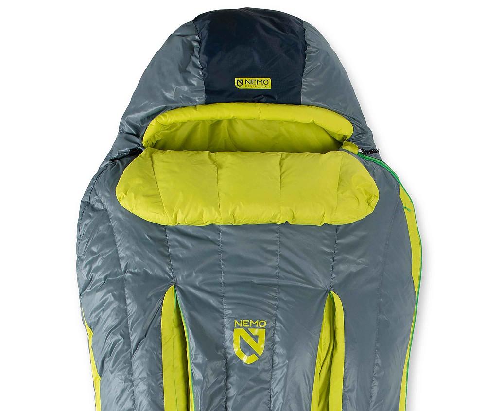photo: NEMO Disco 30 3-season down sleeping bag