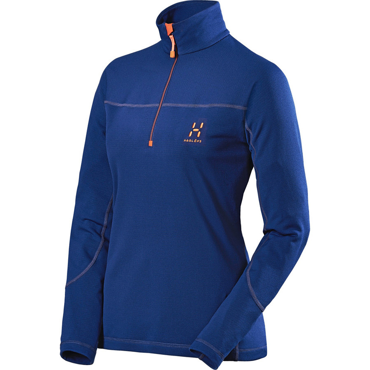 Haglofs Actives Warm II Q Zip Top