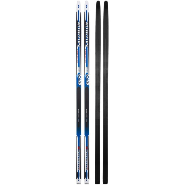 photo: Salomon Snowscape 8 nordic touring ski