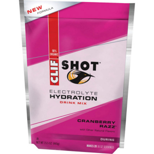 Clif Shot Lemonade Electrolyte Drink