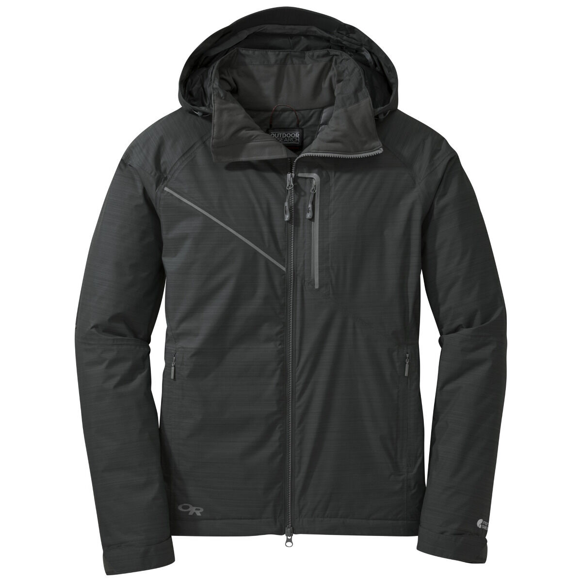 photo: Outdoor Research Women's Stormbound Jacket snowsport jacket