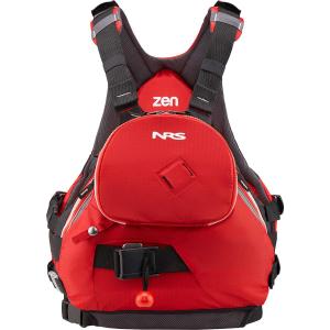 photo: NRS Zen Rescue Life Jacket life jacket/pfd