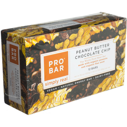 ProBar Peanut Butter Chocolate Chip Bar