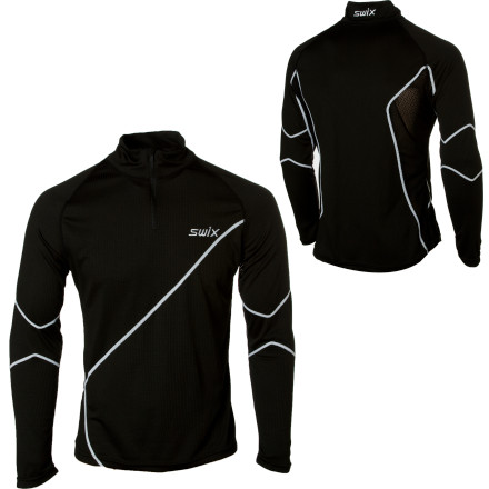 photo: Swix Men's Polaris Top long sleeve performance top