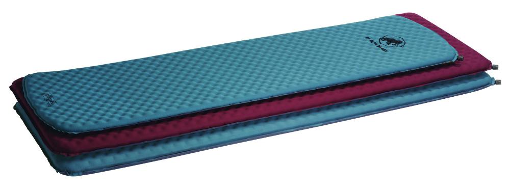 photo: Mammut SoftSkin Mat self-inflating sleeping pad