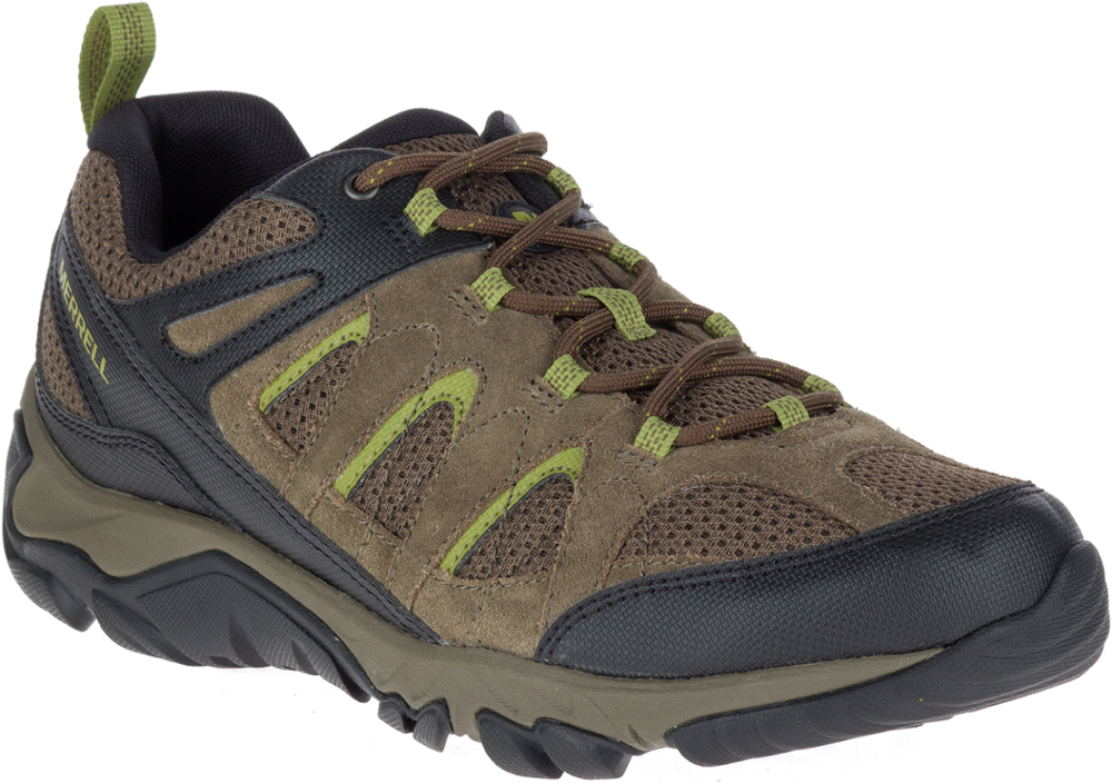 photo: Merrell Outmost Ventilator trail shoe