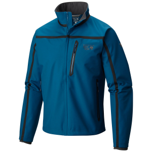 photo: Mountain Hardwear Men's Synchro Jacket soft shell jacket