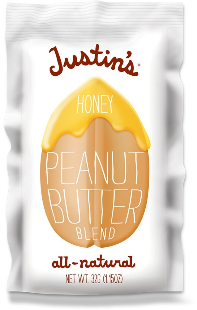 photo: Justin's Honey Peanut Butter snack/side dish