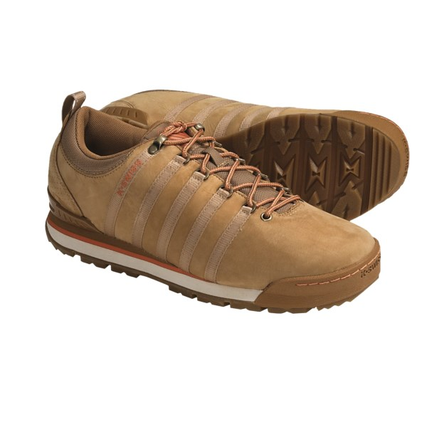 photo: K-Swiss Classic Hiker Shoes trail shoe