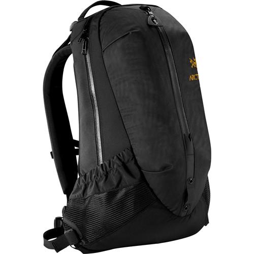 photo: Arc'teryx Arro 22 daypack (under 2,000 cu in)