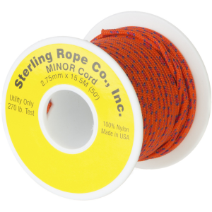 Sterling Rope 3mm Minor Cord