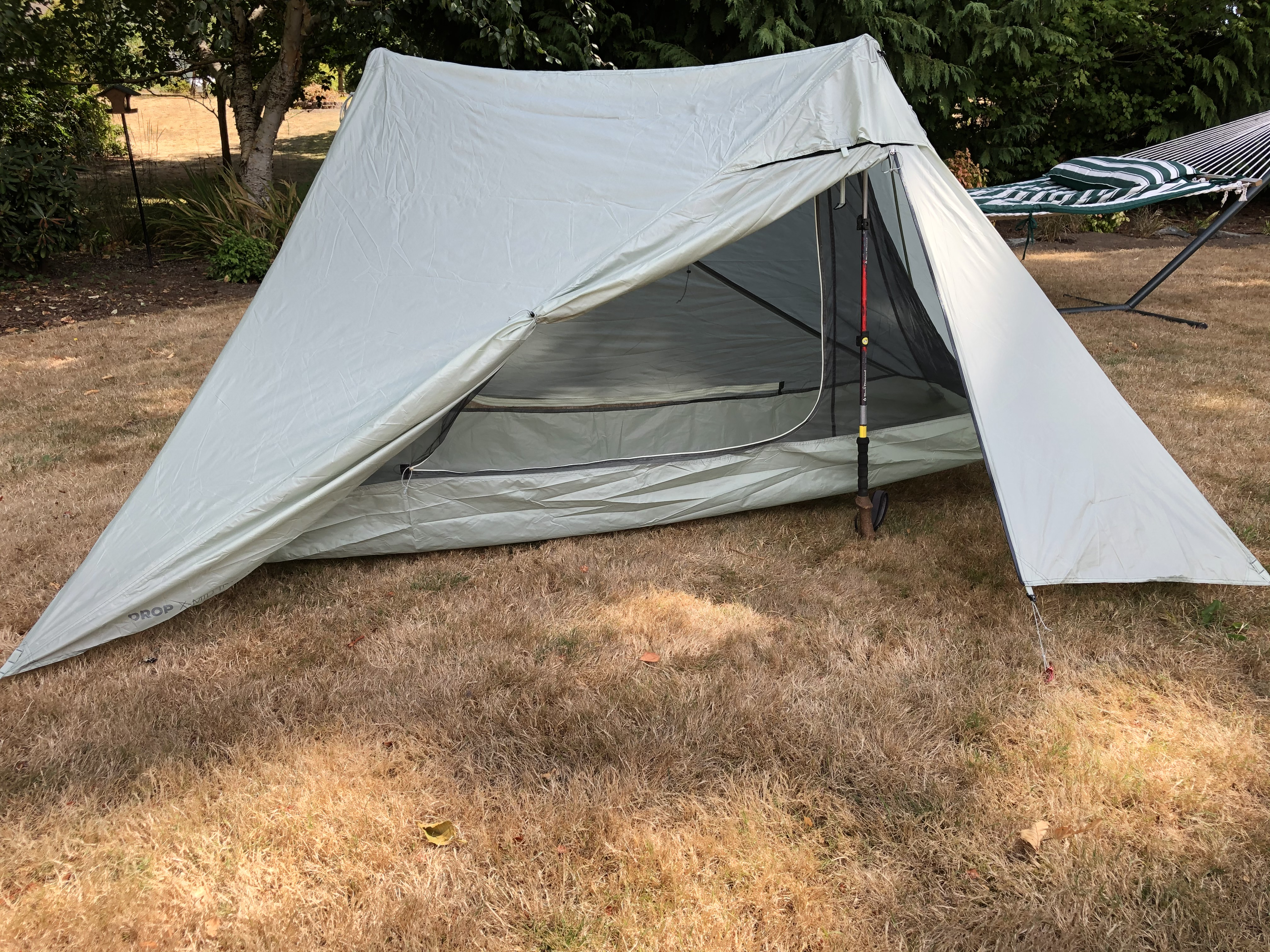 photo: Durston X-Mid 1P three-season tent
