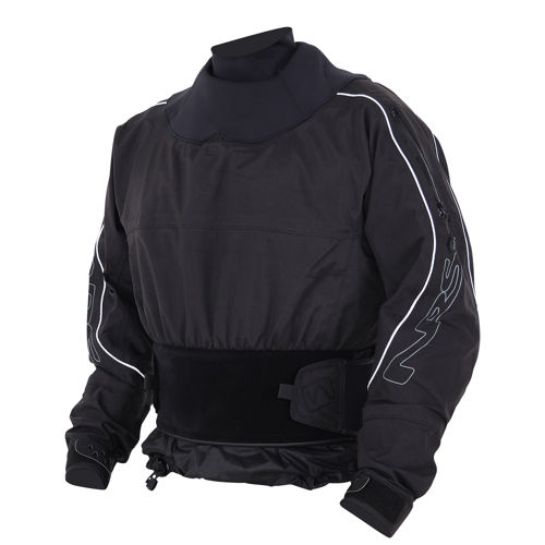 photo: NRS Revolution Drytop with eVent long sleeve paddle jacket