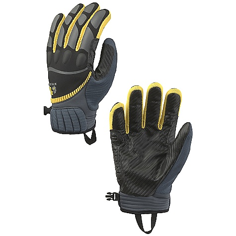 photo: Mountain Hardwear Talisman Glove soft shell glove/mitten