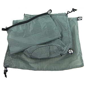 photo: Gossamer Gear Spinnaker G-Storage Sacks stuff sack