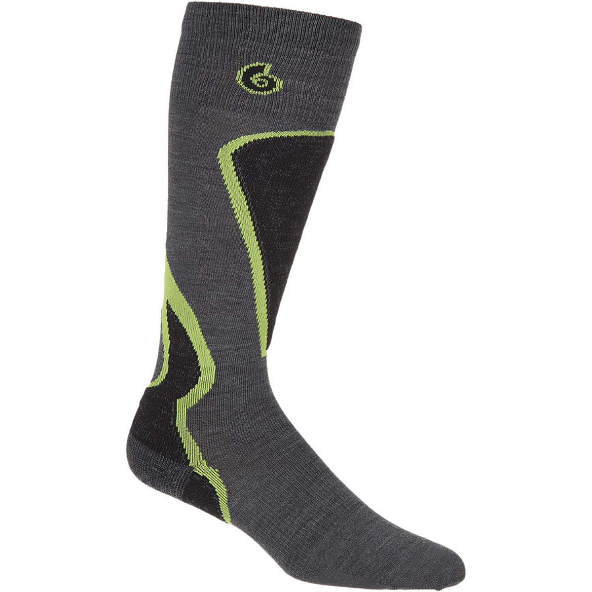 photo: Point6 Pro Light Ski Sock snowsport sock