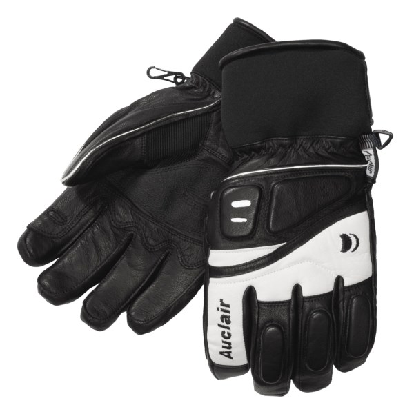 photo: Auclair Adrenaline II Goatskin Ski Glove insulated glove/mitten