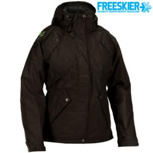photo: Salomon Kids' Exposure Jacket snowsport jacket
