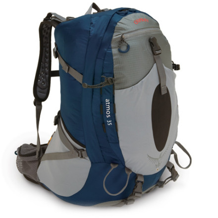 photo: Osprey Atmos 35 overnight pack (35-49l)
