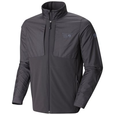 photo: Mountain Hardwear Sprag Jacket soft shell jacket