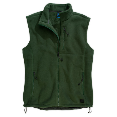 photo: EMS Atlas Fleece Vest fleece vest