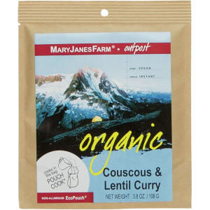 Mary Janes Farm Organic Couscous & Lentil Curry