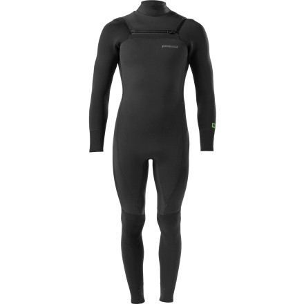 photo: Patagonia Men's R2 Front-Zip Full Suit wet suit