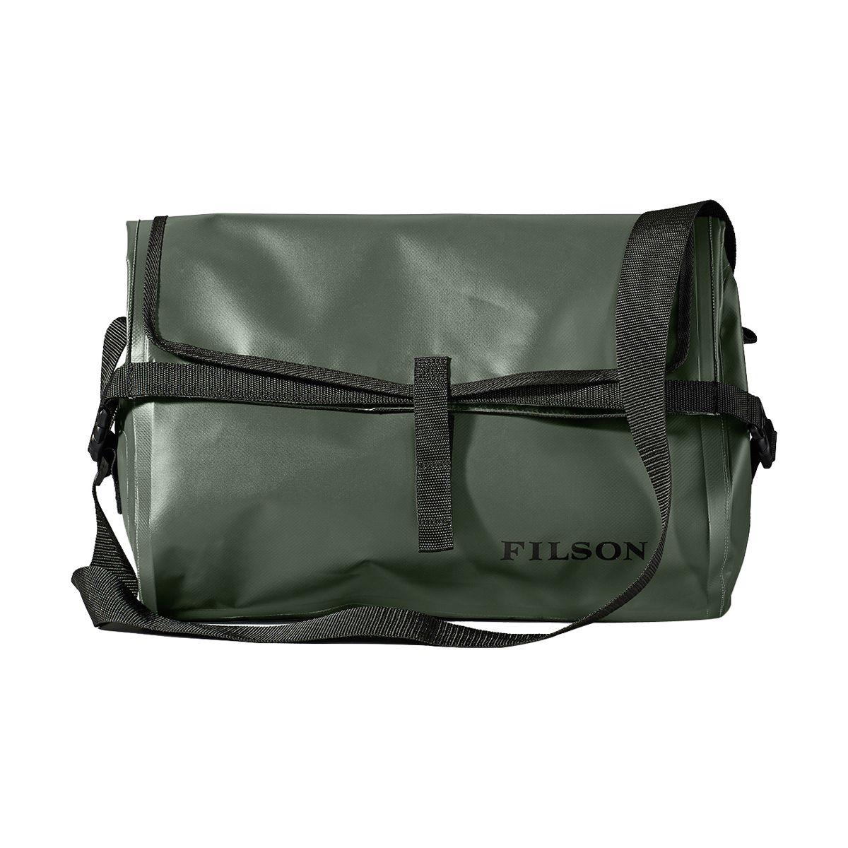photo of a Filson waterproof storage bag