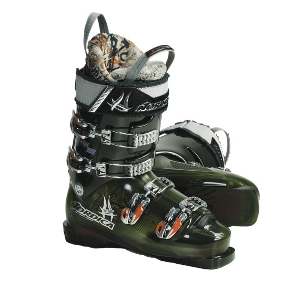 photo: Nordica HR Pro 125 alpine touring boot