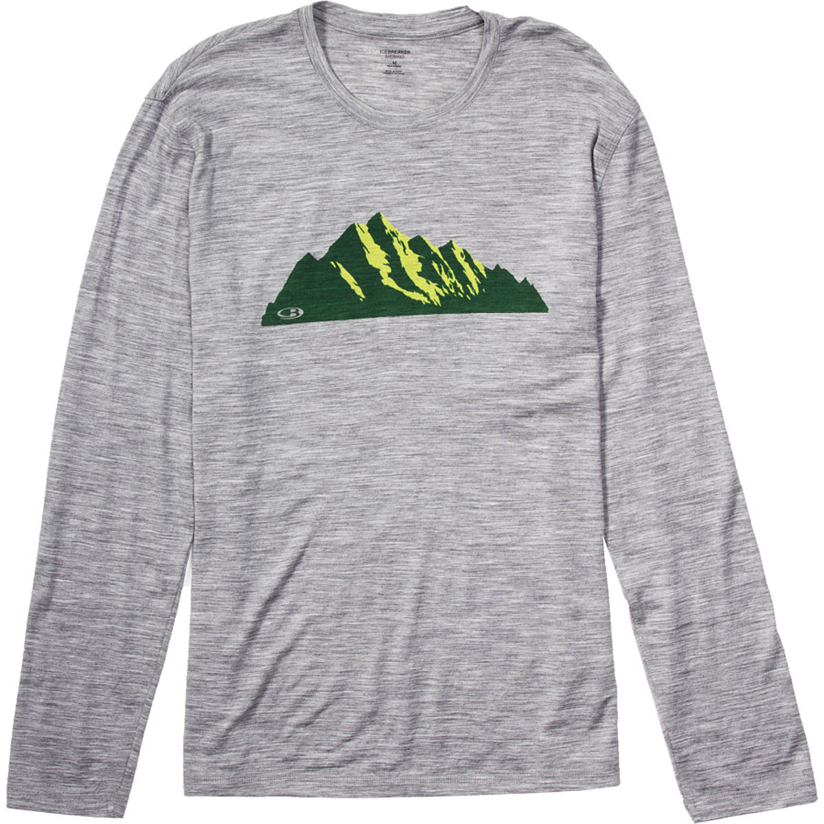 photo: Icebreaker Tech T Lite Long Sleeve Roots base layer top