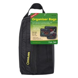 photo: Coghlan's Nylon/Mesh Organizer Bags stuff sack