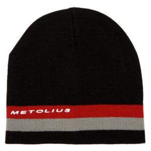 photo: Metolius Stripe Beanie winter hat