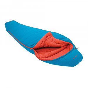 photo: VauDe Kiowa 500 3-season synthetic sleeping bag