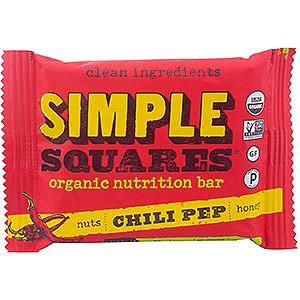 Simple Squares Organic Nutrition Bar