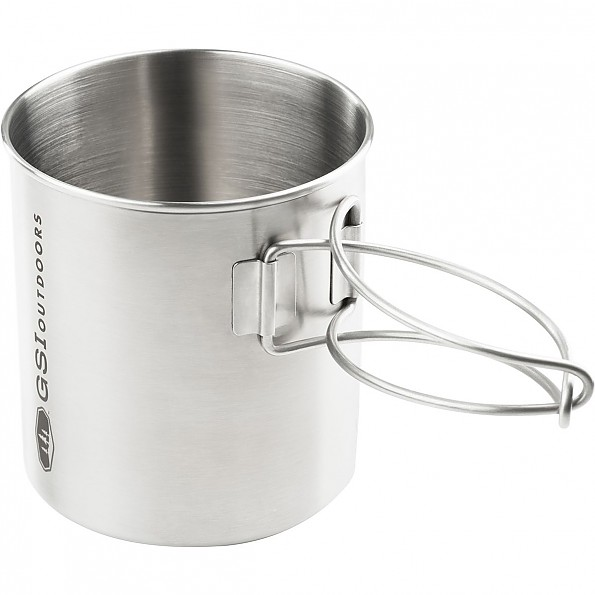GSI Outdoors Glacier Stainless Steel Bottle Cup