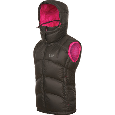 photo: Millet LD Xanadu Down Vest down insulated vest