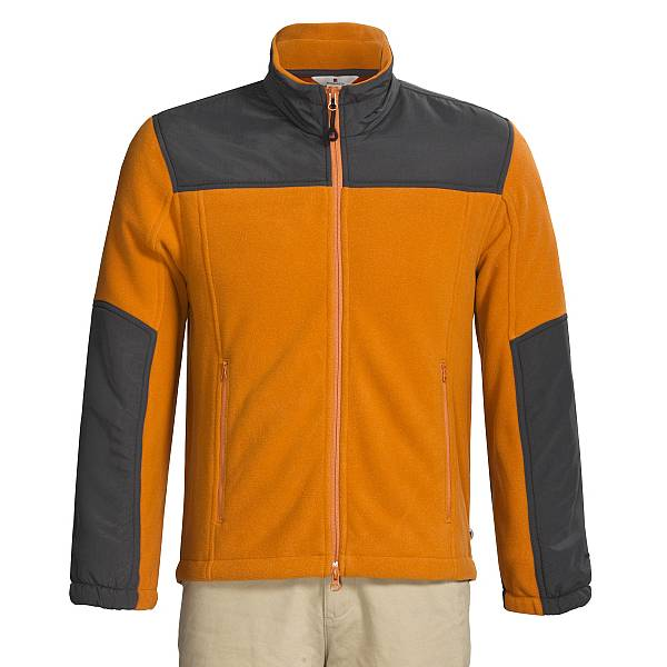 photo: Woolrich Oakway Polartec Jacket fleece jacket