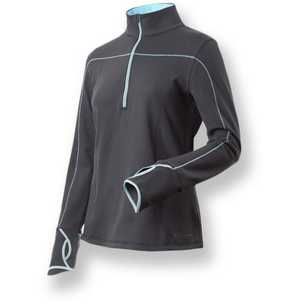 Moving Comfort Nochill Half-Zip Top