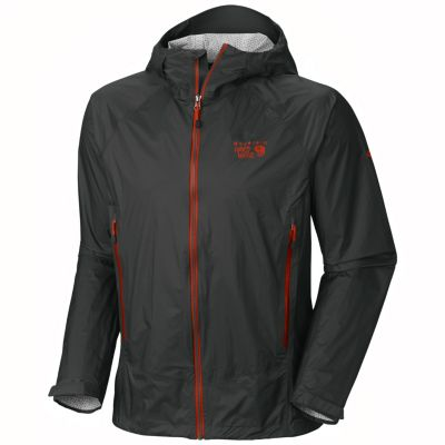 photo: Mountain Hardwear Super Light Plasmic Jacket waterproof jacket