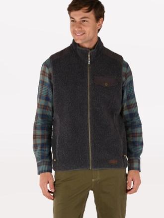 photo: Sherpa Adventure Gear Tingri Vest fleece vest