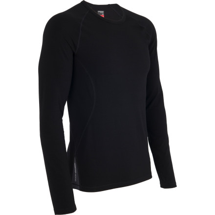 Icebreaker Pursuit Long Sleeve Crewe