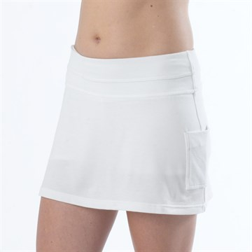 photo: prAna Sugar Mini Skirt running skirt