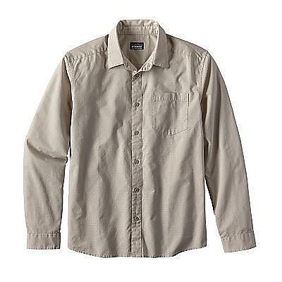 photo: Patagonia Long-Sleeved Fezzman Shirt hiking shirt