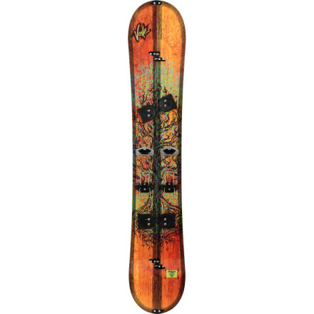 photo: Voile Artisan Splitboard splitboard